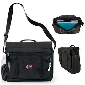 Promotional Global Polyester Messenger Bag