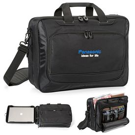 Promotional Life in Motion Computer Portfolio Bag