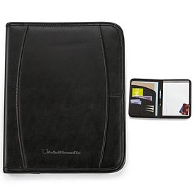 Promotional Deluxe 10x12.75 Writing Pad Organizer
