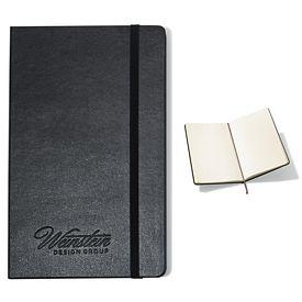 Promotional Moleskine Hard Cover Plain Large Notebook