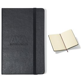 Promotional Moleskine Hard Cover Squared Pocket Notebook