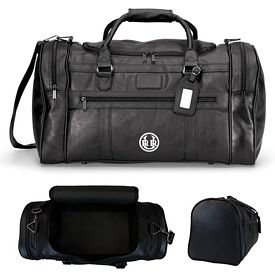 Promotional Large Executive Zippered Travel Bag