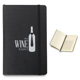 Promotional Moleskine Passions Wine Journal