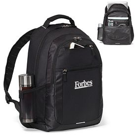 Promotional Pilot Polyester Computer Backpack