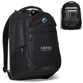Promotional Capital Polyester Computer Backpack
