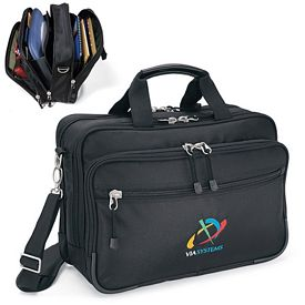Promotional Travis & Wells Ballistic Computer Bag