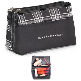 Promotional Charlotte Polyester Cosmetic Case