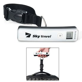 Promotional Brookstone Digital Luggage Scale
