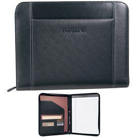 Promotional Eton 10x12.5 Leather Padfolio