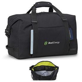 Promotional Isaac Mizrahia Jaxson Polyester Twill Travel Bag
