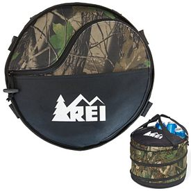 Promotional Big Buck Polyester Collapsible Cooler