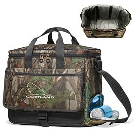 Promotional Big Buck Polyester Utility Cooler