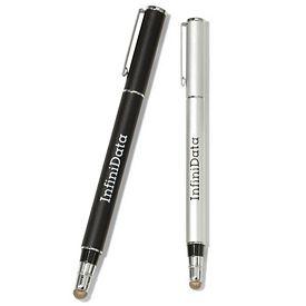 Promotional Lynktec TruGlide Brass DUO Stylus Pen