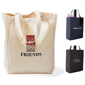 Promotional All Purpose Cotton Tote Bag