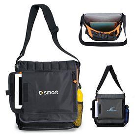 Promotional Impact Vertical Computer Messenger Bag
