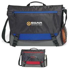 Promotional Intensity Polyester Computer Messenger Bag