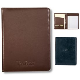 Promotional Executive 9.75x12.5 Vintage Leather Writing Pad