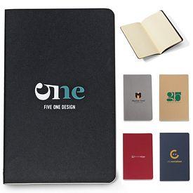 Promotional Moleskine Cahier Ruled Large Notebook