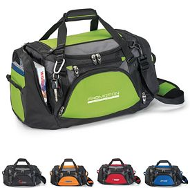 Promotional Vertex Tech Polyester Duffel
