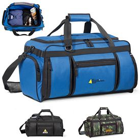 Promotional Navigator Weekender Polyester Bag