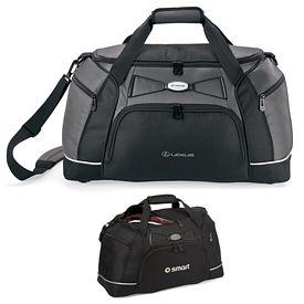 Promotional Contour Polyester Duffel II