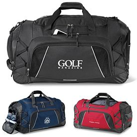 Promotional Pioneer Sport Polyester Duffel