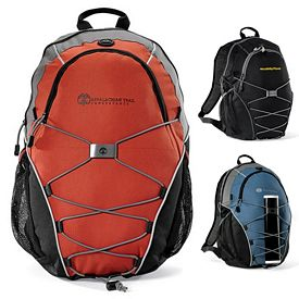 Promotional Expedition Computer Polyester Backpack