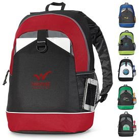 Promotional Canyon Polyester Backpack