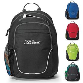 Promotional Mission Polyester Backpack