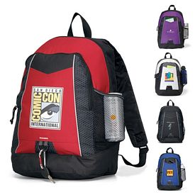 Promotional Impulse Polyester Backpack