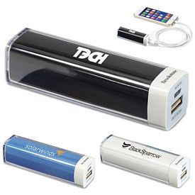 Promotional Brookstone Surge Power Bank 2200mAh