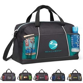 Promotional Champion Sport Polyester Bag
