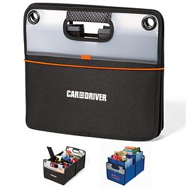 Promotional Life in Motion Large Polyester Cargo Box