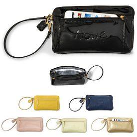 Promotional Isaac Mizrahia Ava Wristlet Wallet
