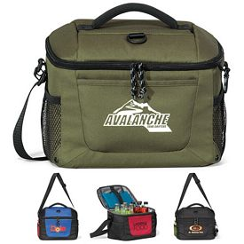 Promotional Lakeside Polyester Cooler