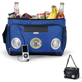 Promotional Encore Music Polyester Cooler