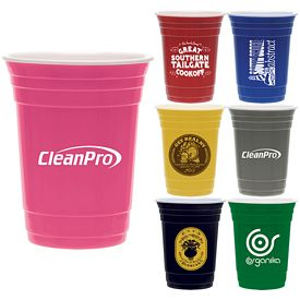 Promotional 16 oz. Super Saver Fill Up Cup