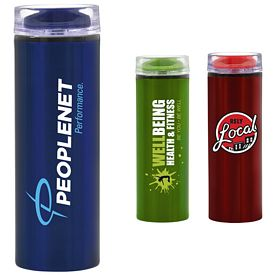 Promotional 15 oz. Londoner Stainless Steel Water Bottle