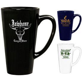 Promotional 16 oz. Cafe Grande Jave Mug