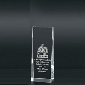 Promotional Small Leandros Tower Award