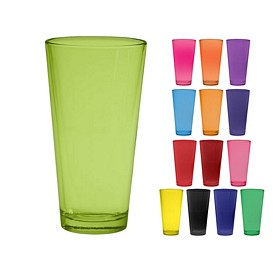 Promotional 20 oz. Large Mixing Glass with Full Body Custom Glow