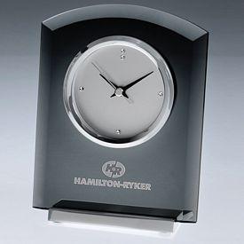 Promotional Bradford Desk Clock