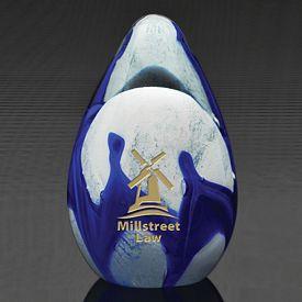 Promotional Sky Art Glass Awards