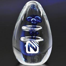 Promotional Aquatic Art Glass Awards