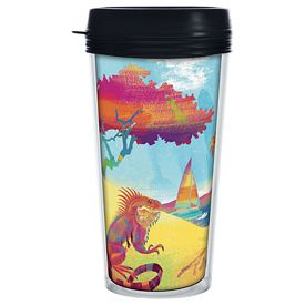 Promotional 16 oz. Photo Insert Tumbler