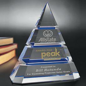 Promotional Pyramid Sky Award