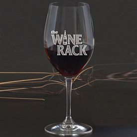 Promotional 19.75 oz. Degustazione Red Wine Glass with Deep Etching