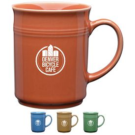 Promotional 14 oz. Baristi Coffee Mug