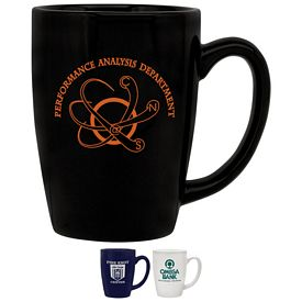 Promotional 16 oz. Taza Coffee Mug