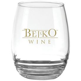 Promotional 11 oz. Vina Stemless Wine Glass